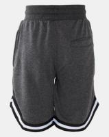 ECKO Unltd Boys Mel Fleece NFL Shorts Charcoal Photo
