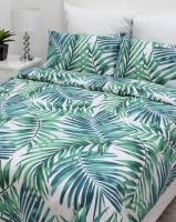 Sheraton Tropica Duvet Cover Set Green Photo