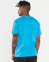 Ecko Unltd Big Logo Tee Blue Photo