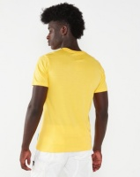K-Star 7 Key Logo T-shirt Soft Yellow Photo