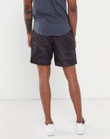 St Goliath Ops EW Shorts Camo Black Photo