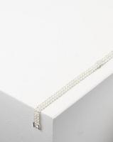 Adoria Diamante Encrusted Bracelet Silver Photo