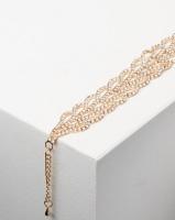 Adoria Luxe Diamante Bracelet Gold Photo