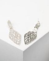 Adoria Chandelier Drop Earrings Silver Photo