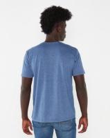 Billabong Stacked Short Sleeve Tee Blue Photo