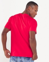 Cutty Bling Skull T-shirt Red Photo