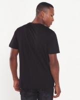 Cutty Break Skull T-shirt Black Photo
