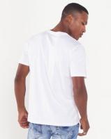 Cutty Gun Lion T-shirt White Photo