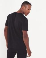 Cutty Hero Marble Skull T-shirt Black Photo