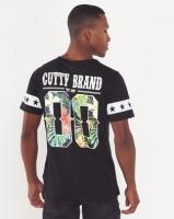 Cutty Durant 00 Print T-shirt Black Photo