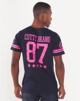 Cutty Kobe 87 T-shirt Navy Photo