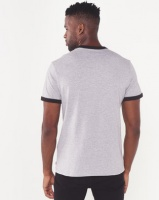 Levi's ® Integrated Graphic Ringer Tee Grey Photo