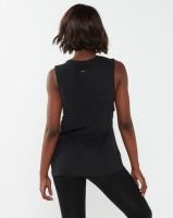 Nike Performance W NK Dry Tank DFC Essential Black Photo
