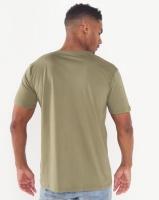 Element Horizon Short Sleeve Tee Green Photo