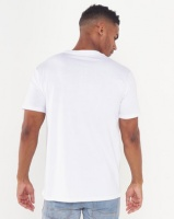 Element Destiny Short Sleeve Tee White Photo