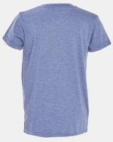 Billabong Marle Team Wave Short Sleeve Tee Indigo Photo