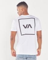 RVCA Box Short Sleeve Tee White Photo