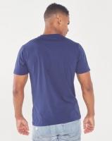 Jonathan D Breeze Pocket T-Shirt Navy Photo