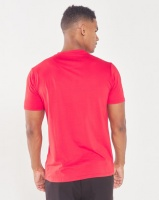 Jonathan D Breeze Pocket T-Shirt Red Photo