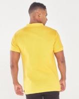 Jonathan D Cloud PK Mandarin Collar T-Shirt Mustard Photo