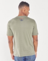 Rip Curl Drenched Tee Green Photo