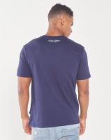 Rip Curl All Time Tee Blue Photo