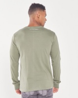 Rip Curl Outliner Long Sleeve Tee Green Photo