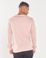 Rip Curl Outliner Long Sleeve Tee Pink Photo