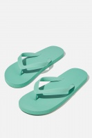 Cotton On - Bondi Flip Flop - Seafoam Photo