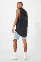Cotton On Men - Hustle Muscle - Black/cf underground Photo