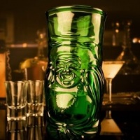Star Wars Lucky Buddha Beer Glass Photo