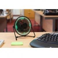 Star Wars Desktop LED Clock Fan Photo