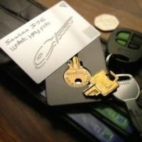 Star Wars Wallet Key Fob Photo