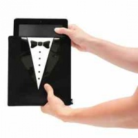 Star Wars Tablet Tux Photo