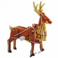 Star Trek Make Your own Wind Up Reindeer Photo