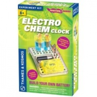 Thames and Kosmos Electro Chem Clock Photo