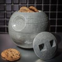 Star Wars Death Star Ceramic Cookie Jar Photo