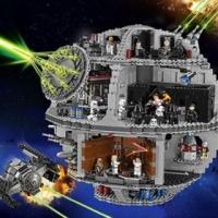 Star Wars Lego Death Star Photo