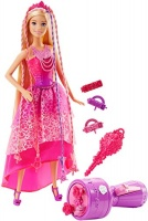 Barbie Endless Hair Kingdom Snap 'n Style Princess Doll Photo