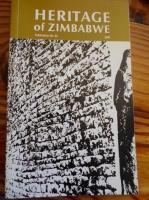 Heritage of Zimbabwe Publication No 23 - 1994 Photo