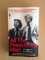 All the President's Men Carl Bernstein/bob Woodward Photo