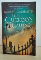 the Cuckoo's Calling By Robert Galbraith J Rowling Photo