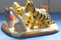 Royal Doulton- the Winnie the Pooh Collection LTD EDT -i've Found Somebody Just Like Me Photo