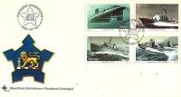 RSA FDC 3.36 - Naval Base Simonstown 2/04/1982 Photo