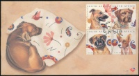 RSA 2003 - Junass Stamp Exbo F/day Cover Photo