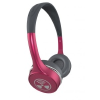 Ifrogz Toxix Plus With Mic - Rose Pink Photo
