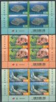 RSA 2000 - Sa World Heritage Sites Blocks of 4 Fine Mint Photo
