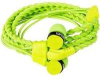 Wraps Wristband Headphone - Green Photo