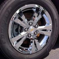 "Coast2Coast Int 2012-2014 Chevrolet Equinox Chrome Wheel Skins 17"" - 4 pieces Photo"