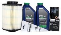 POLARIS 2012-2014 Rzr S 800 Efi Genuine Oil Change and Air Filter Kit Photo